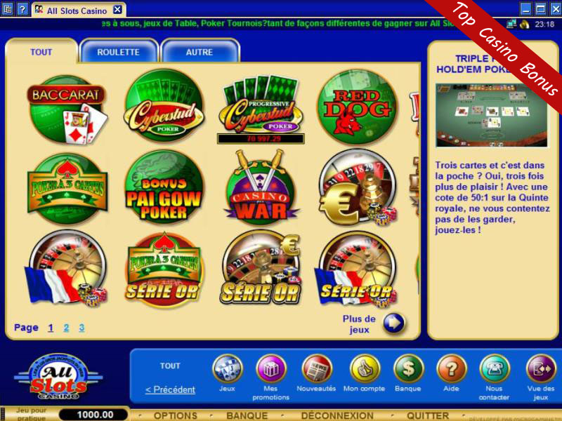 Casino All Slot