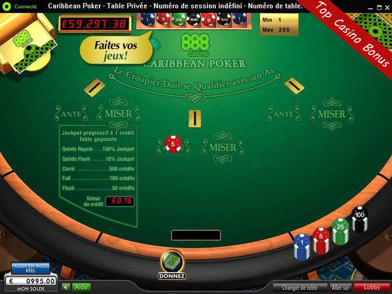 Casino On Net - 888.Com